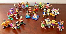 The Disney Afternoon 28 PVC Cake Topper Figure Lot Kellogg's DuckTales Aladdin
