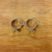 Bicycle Cable Clamps Authentic Fit Schwinn Other Bikes