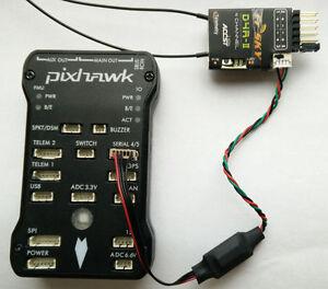 Details about Pixhawk-D4R-II Telemetry Cable FrSky Smart S Port Taranis X9D  X7 ArduPilot IRIS+