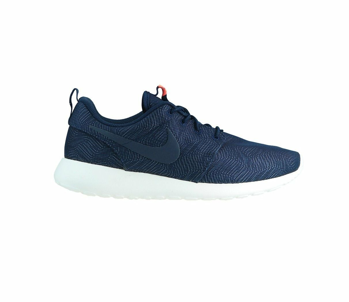 the latest 6534a d6bf3 Nike Roshe One Femmes Taille Taille Taille 4 4.5 5.5 Obsidienne Blanc  Baskets Sport Chaussures a2df8e