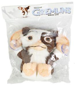 "Brand new NECA Gremlins /""Gizmo/"" Window Cling Plush Toy-Stuffed Toy"