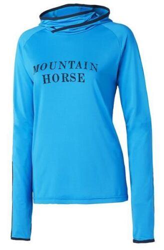 Mountain horse femmes confortable fashion sportif Aveny tech à manches longues sweat à capuche