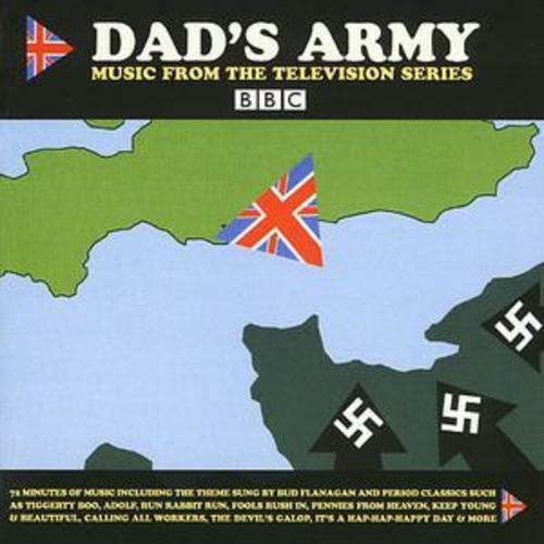 Various Artists : Dad's Army: Music from the Television Series CD (2005)
