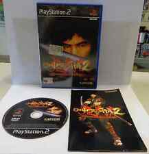 Gioco Game SONY Playstation 2 PS2 Play Station PAL ITALIANO ONIMUSHA 2 CAPCOM IT