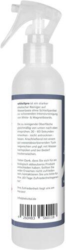 Whiteboard Reiniger Intensiv Cleaner WhiteXpro