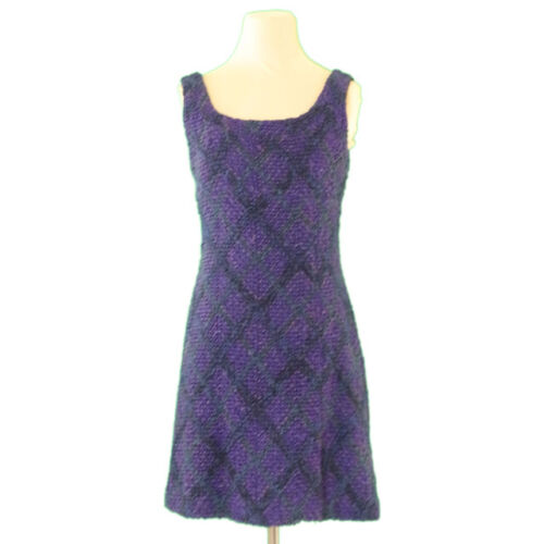 Anna Sui One piece Purple Woman Authentic Used L19