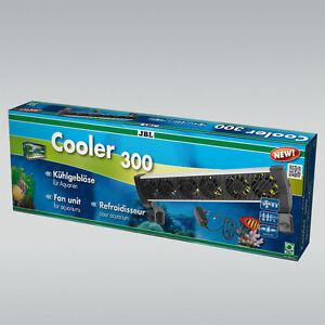 Jbl Cooler 300 Ventilateur de refroidissement pour aquariums 200 - L Ventilateur de refroidissement été