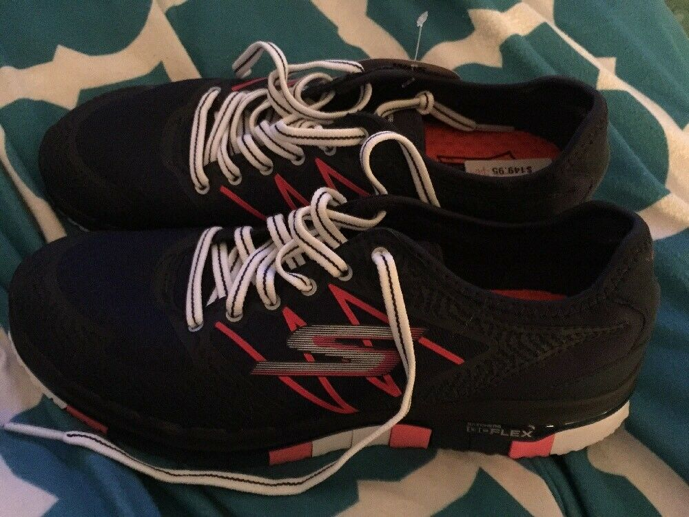 Skechers USA In 14017 Go Flex Momentum Women's Lace Up Walking Shoes Comfortable New shoes for men and women, limited time discount