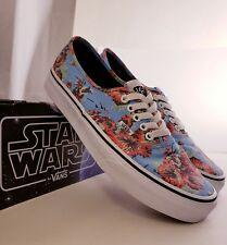 d66ef2a372 item 4 Vans X Star Wars Authentic (Yoda Aloha) Mens Size 9.5 -Vans X Star  Wars Authentic (Yoda Aloha) Mens Size 9.5