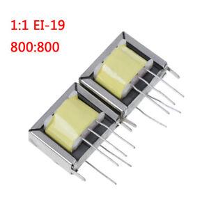 2Pcs-audio-output-transformer-1-1-EI-19-EI19-800-800-high-xb