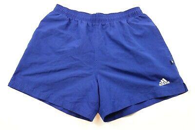 Adidas Shorts Vintage 90s 20000er Pantaloni Corti Blu Tg. D 6 M-l Pantaloni Sportivi Dw2-mostra Il Titolo Originale Luminoso E Traslucido Nell'Apparenza