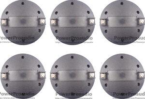 6pcs-Lot-EV-Electro-Voice-16-ohm-DH1-DH1A-DH1012-DH1202-DH2012-voice-coil