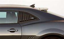 GT4816S GT Styling Quarter Window Louver Smoke 2 Pcs