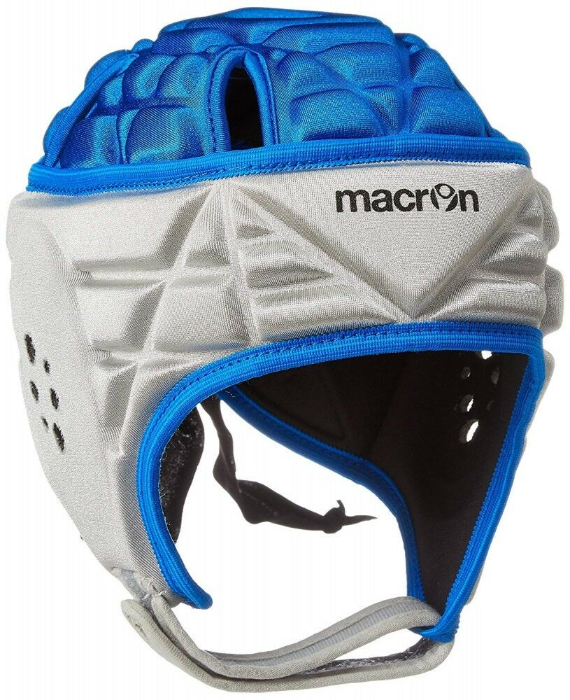 New macron Rugby wear HELMET head gear cap 6911 [Men's] US size-XL Japan