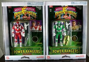 Power Rangers Legacy Collection Auto Morphin Green Ranger