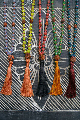 Handmade Balinese Mala (Prayer Beads/Necklace)