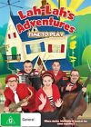 Lah-Lah's Adventures - Time To Play (DVD, 2016)