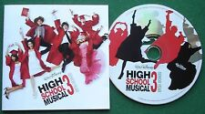 Walt Disney High School Musical 3 Senior Year The Boys are Back + Enhanced CD