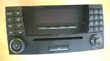 Mercedes Bediengerät Audio 20 CD Player  W211 E Klasse A2118702189 2118702189