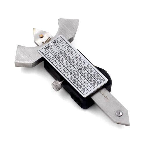 Welder Tools Digital Welding Gauge fillet weld gage for MIG//TIG//Stick weldiing