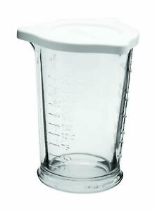 Anchor-Hocking-77832-Triple-Pour-Measuring-Cup-5-x-3-75-x-3-75-inches-Clear