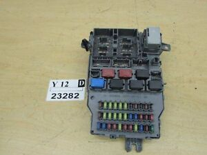 [SCHEMATICS_4PO]  2007-2008 acura tsx dash instrument panel fuse box electrical relay block  OEM | eBay | 2007 Tsx Fuse Box |  | eBay