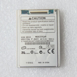 1-8-034-80GB-ZIF-P-ATA-CE-MK8009GAH-Hard-Disk-Drive-For-DELL-Latitude-XT-D420-D430