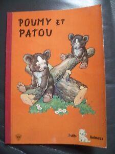 Poumy Y Patou Texto Jdjament / SD/ Lito A París IN 4 ABE Mochila Rojo