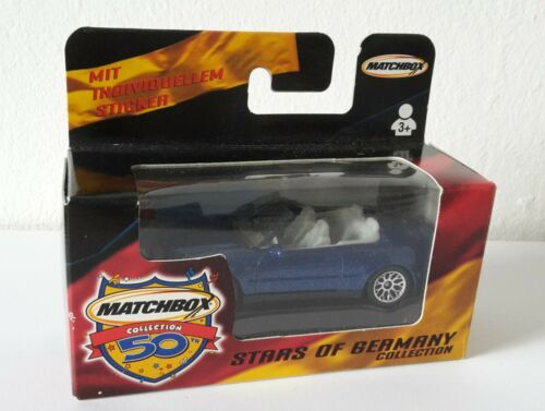 Stars of Germany Mercedes CLK Cabrio       OVP Kellerfund Matchbox