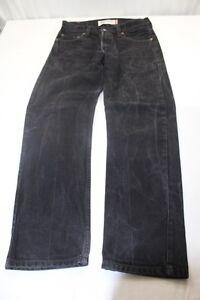 Jeans W30 Sehr Gut 0260 Fit H5433 Regular L30 Levi´s Schwarz 505 afnwFSH