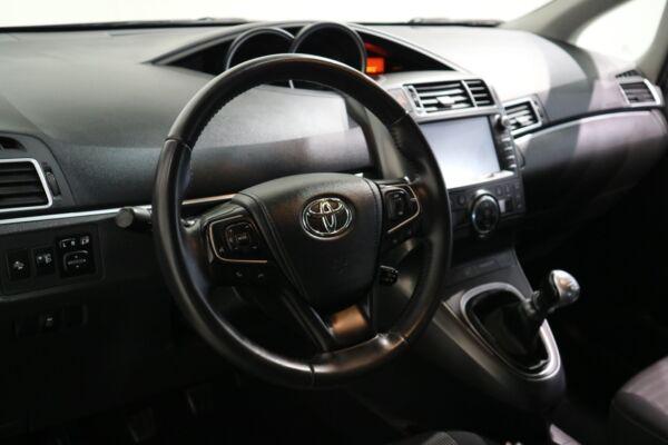 Toyota Verso 1,8 VVT-i T2 Premium 7prs - billede 3