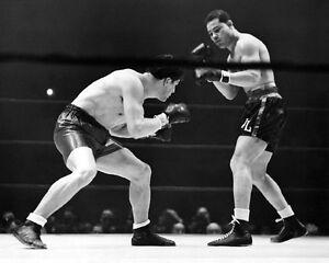 1940s American Boxer JOE LOUIS Glossy 8x10 Photo Vintage Boxing Print Poster