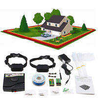 Underground Waterproof Electric Shock Collar Pet Dog Fencing Fence System