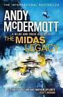 The Midas Legacy by Andy McDermott (Hardback, 2016)