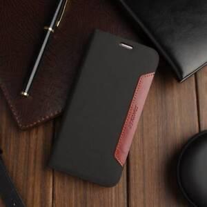 Luxe-Magnetique-Flip-Stand-Coque-Housse-Portefeuille-Pour-Samsung-Galaxy-S8-Plus