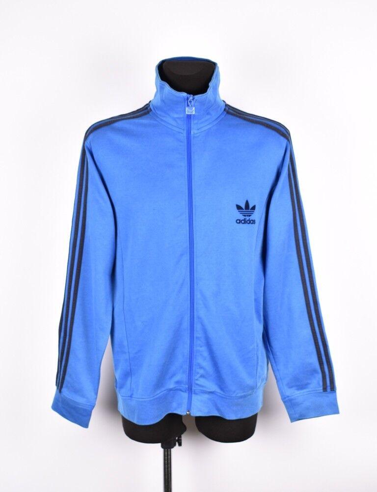 Adidas Hombre Jersey Chaqueta de Chándal size XL