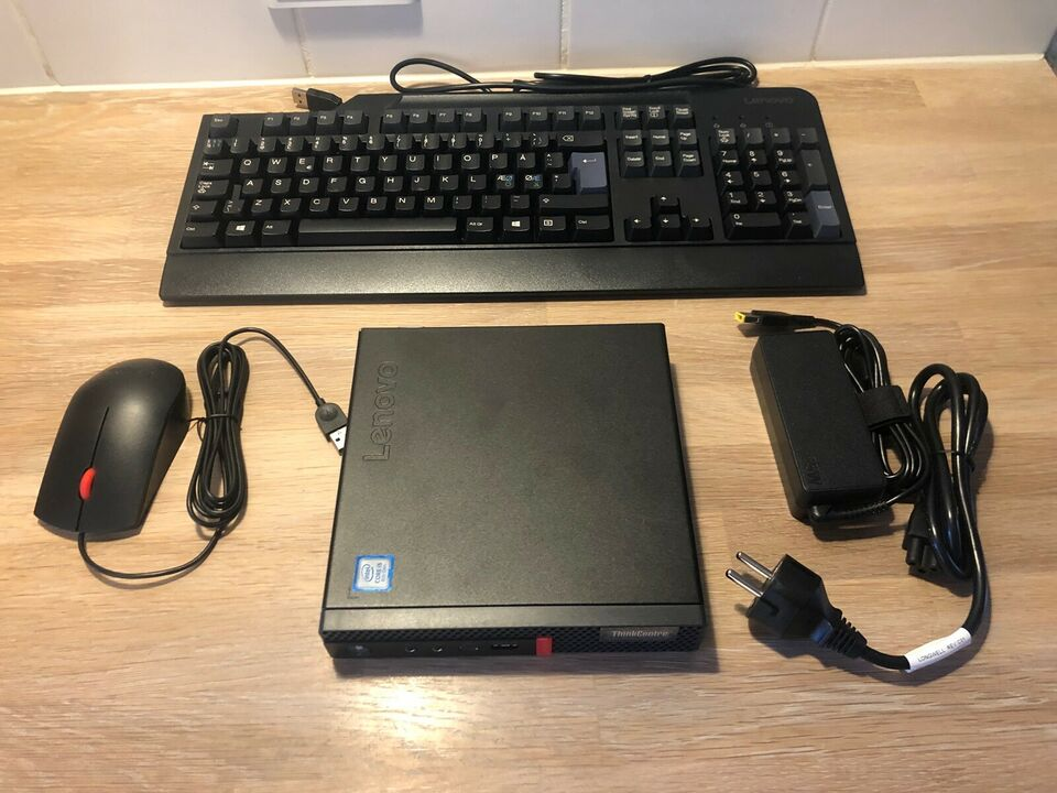 Lenovo, ThinkCentre M720Q Tiny, 3,3 Ghz
