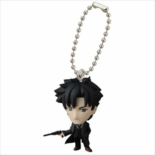 Bandai Fate Stay Night Zero Vol 1 Keychain Key Chain Swing Figure