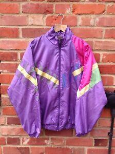 Vintage Adidas Shell Survêtement Veste Taille L Pour Homme - 1990 S Sportswear