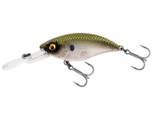 Westin BuzzBite Crankbait 5cm 6g Suspending Lure Pike Trout COLOURS