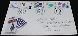 2005-Royal-Mail-Magic-FDC-KM-Coins