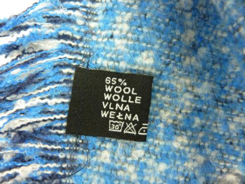 großer Schal Paisley Muster und Fransen Damen Schal kuschelweich F805 Wollschal