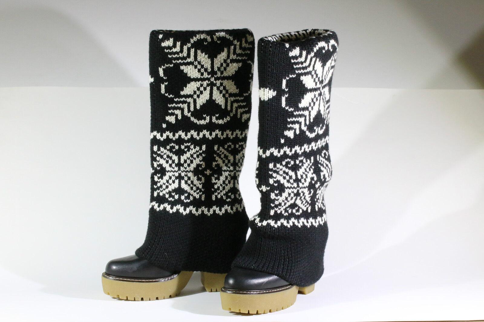 D&G Dolche & Gabbana Stiefel Boots - AVS10101 ND3