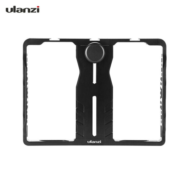 SALE!Ulanzi U-PAD Metal Video Cage Mount Vlog Filmmaking Rig with Cold Shoe T6N9