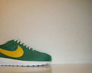 newest 16a33 a1e4e Image is loading Nike-Roshe-Run-LD-1000-Green-Yellow-QS-