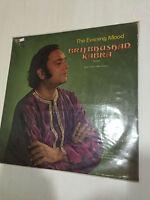 BRIJ BHUSHAN KABRA guitar raga shri/maru behag rare LP CLASSICAL india  ex