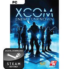 XCOM ENEMY UNKNOWN PC AND MAC STEAM KEY