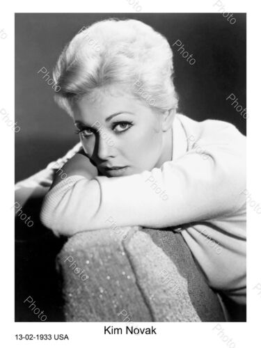 Kim Novak Ross Martin William Campbell George Nader Brian Dennehy Foto Photo