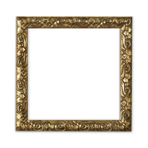 Details About Antique Cushion Ornate Swept Instagram Square Picture Photo Poster Frame Gold