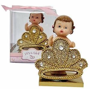 Decoracion Baby Shower Nina De Princesa.Detalles De Baby Shower Recuerdos Nino Nina Princesa O Principe Estatuilla Recuerdo Decoracion Ver Titulo Original